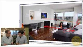 How to Manage Fireplaces and Televisions in a Living Room
