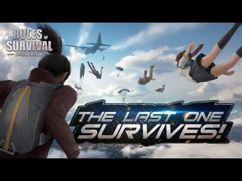 ОБЗОР RULES OF SURVIVAL (by Fomix)