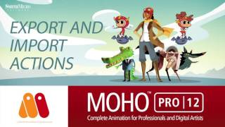What's New in Moho Pro 12 (Anime Studio)