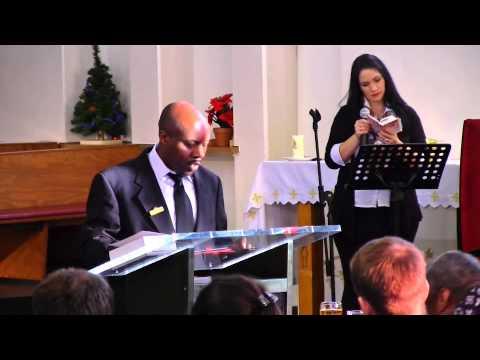 PFF Church Berlin - Careful walk with one another! - Sermon January 4, 2015
