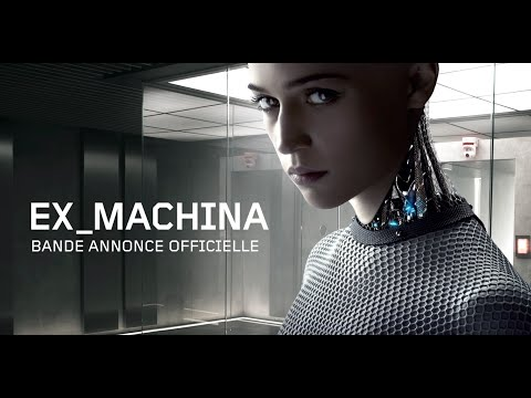 EX MACHINA Bande-annonce Internationale 1 [HD]