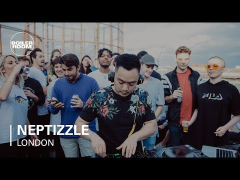 Neptizzle Rooftop Party Mix   Boiler Room HQ