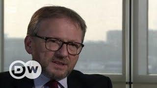 Steht gegen Putin zur Wahl: Boris Titow im Gespräch | DW Deutsch