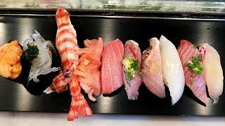 MANGIO da RYU SUSHI - Tsukiji (Tokyo)