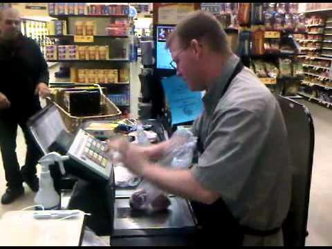 fast cashier