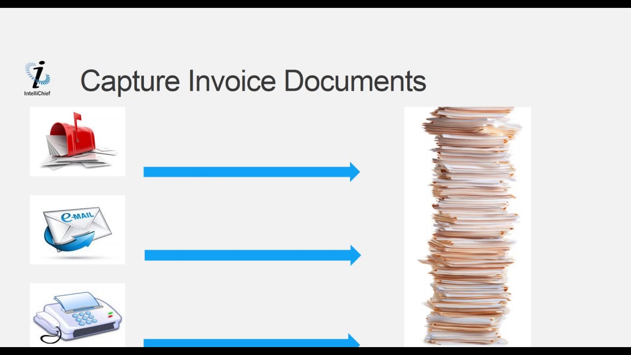 Automate your Accounts Payable Process with Infor XA and IntelliChief