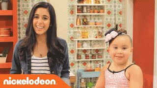 Sassy Dance Star Johanna Spices Up Talia in the Kitchen! | Nick