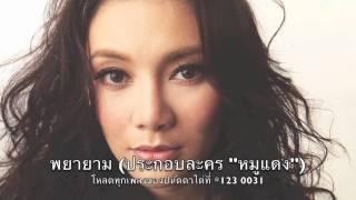 พยายาม - ปนัดดา เรืองวุฒิ (OST. หมูแดง)