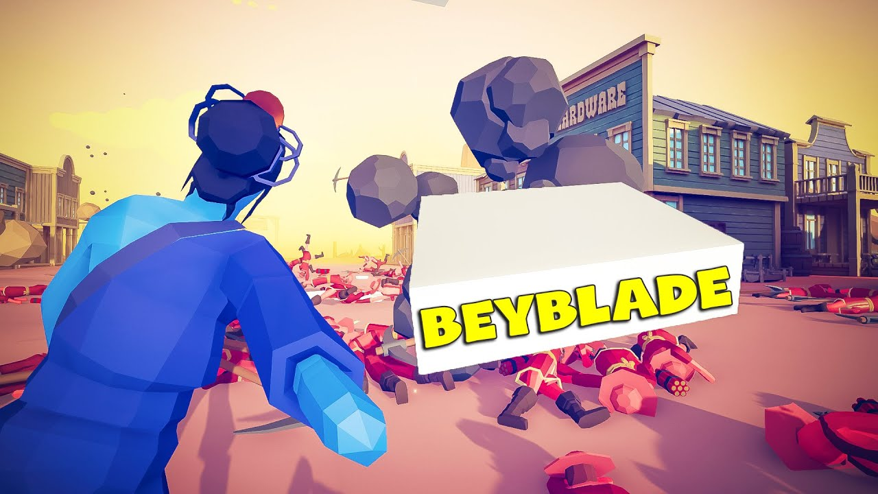 Beyblade Unit - TABS Fern Mod