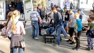 ДТП на Комсомольском. [Новости 21.5.18]