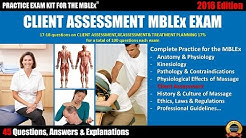 Client Assessment MBLEx exam (45 Questions, Answers & Explanations)