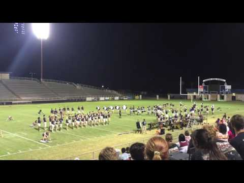 """Airline High School Band Performs 2016 Show """"I Wanna Rock"""""""