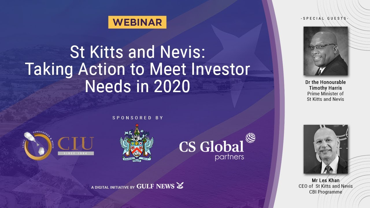 St Kitts and Nevis: Taking action to meet investor needs in 2020