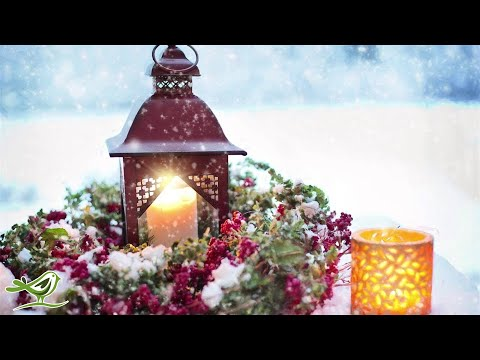 Relaxing Christmas Music: In The Bleak Midwinter | Instrumental Harp Music ★24