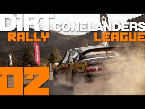 DiRT Rally: Conelanders League - January Event 2: Greece