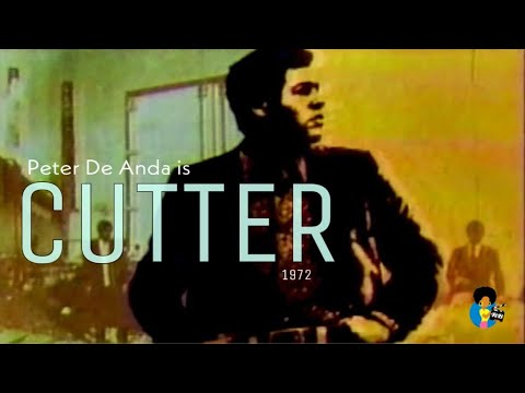 Cutter (1972) | Peter De Anda in Unsold Black Detective Pilot