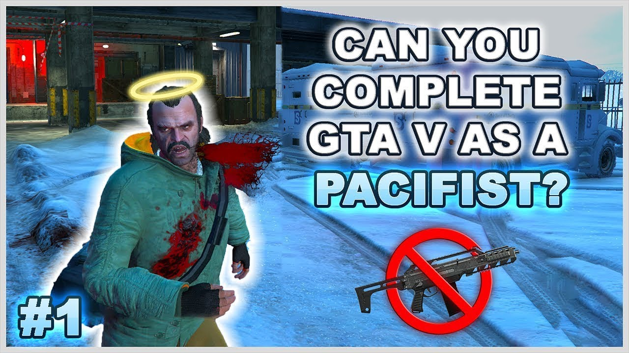 Can You Total GTA 5 With out Wasting Anybody? - Pacifist Mission - Once a  Gamer - Game Related Videos Tube