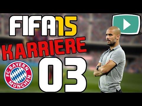NEUE TAKTIK !!! | Lets Play FIFA 15 Karrieremodus (Fc Bayern) [Deutsch] #03 [Ps4]