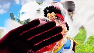 Fourth Gear Transformation Gameplay Trailer | One Piece World Seeker
