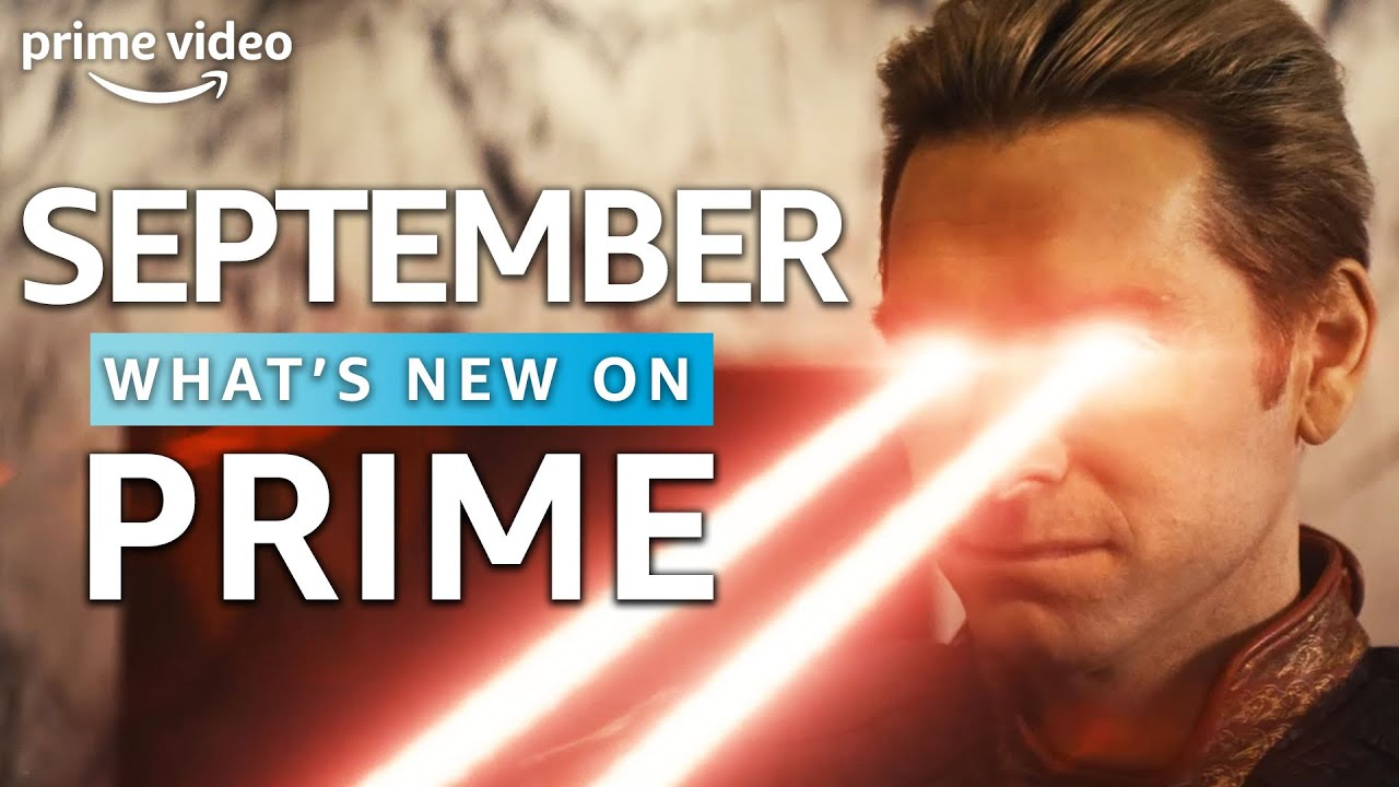 Download What's New on Prime | September 2020 | Prime Video
