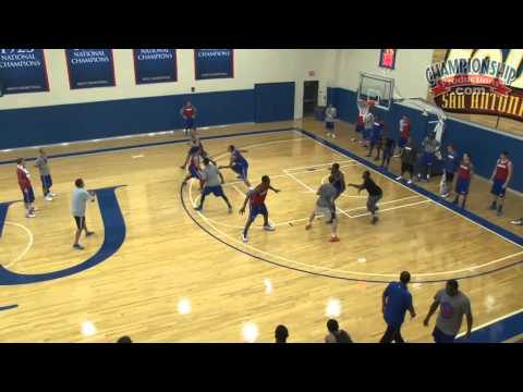 Develop a Great Man-to-Man Defense with the Shell Drill