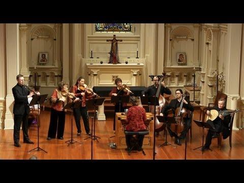 Biber: Concerto in C Major for Trumpet and Strings