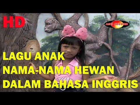 Lagu Anak ‡® NAMA HEWAN DALAM BAHASA INGGRIS ®‡ » Belajar Bahasa Inggris