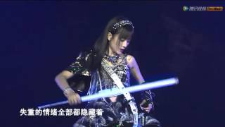 SNH48《愛的加速器》鞠婧禕 第二屆年度金曲大賞2015
