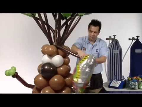 master series balloon decor dvd set trailer youtube