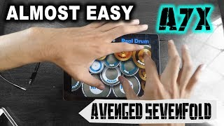 REAL DRUM COVER - Avenged Sevenfold | Almost Easy