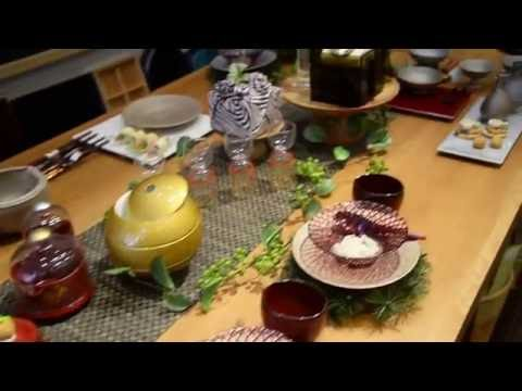 2016 New Tableware Exhibition at Korin