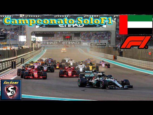 🔴 F1 2019 - Retransmisión SoloF1 // Gp Abu Dhabi 21-21