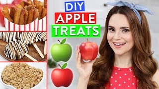 DIY APPLE TREATS!