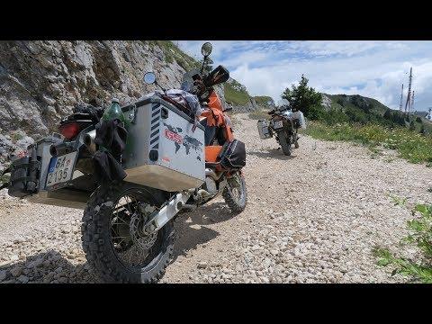 Bosna i Hercegovina 2017 (KTM 950 + BMW 650GS)