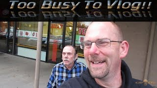 Too Busy To Vlog!! [Day 2880 - 09.19.18]