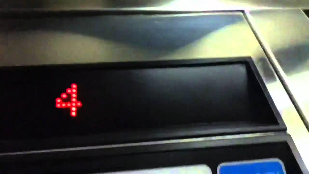 Garage Parking Stop >> Dover elevator@ East Parking Garage, at Vanderbilt ...