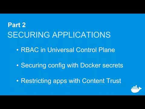 Understand the Secure Software Supply Chain with Docker Windows Containers