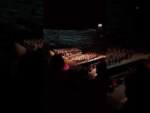 Finale IX di Beethoven Arena di Verona, agosto 2017