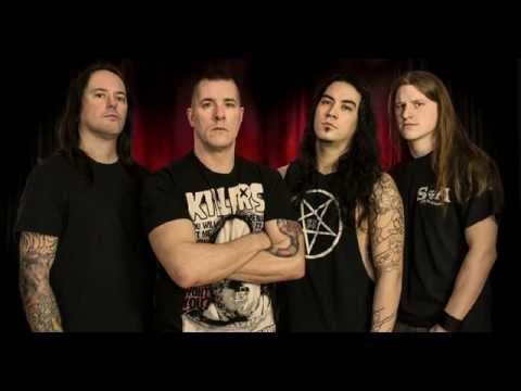 ANNIHILATOR's Jeff Waters On 'Suicide Society', Dave Padden, Metal Scene & Touring (2015)