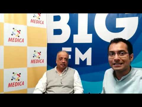 Dr Kunal Sarkar in conversation with RJ Nilanjan on How to Keep your Heart Healthy during winter