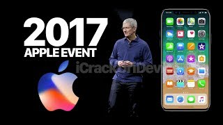 Apple iPhone 8 Event September 2017 - What to Expect!!