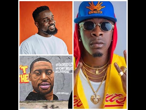 About Shatta Wale`s Cruise To Jamaica Album, George Floyd`s Funeral In Ghana & Sarkodie`s Perception