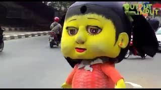 Video Badut Jalanan - Sambalado - Ayu Ting ting download MP3, 3GP, MP4, WEBM, AVI, FLV Agustus 2017