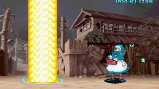 Vampire Savior 2: The Lord of Vampire (Japan 970913) - Game of the Day: Vampire Savior 2 - User video