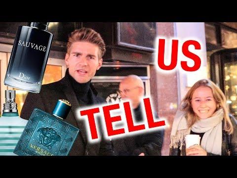 What Fragrance Do Women Like On Men