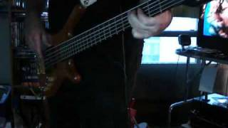 Slayer Behind The Crooked Cross bass cover