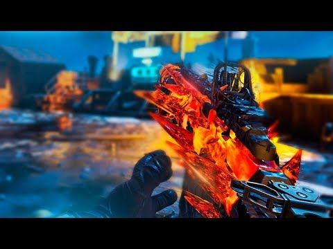 MATERIA OSCURA EN ZOMBIES! Call Of Duty Black Ops 4 Zombies thumbnail