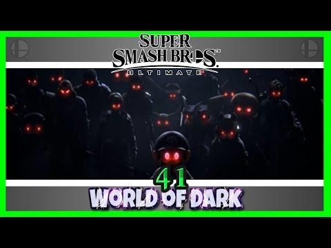 Super Smash Bros. Ultimate | Adventure Mode - World of Dark [41] thumbnail