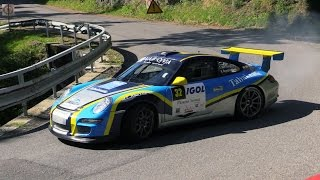 Rallye du Mont Blanc 2016 shakedown