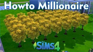Howto become a Millionaire in The Sims 4 - Tutorial